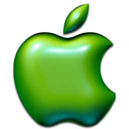 苹果电脑图标下...