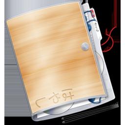 日本风文件夹图标