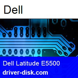 DELL Latitude E5500 Drivers Utility 6.6