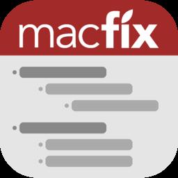 MacFix Widget For Mac 3.1