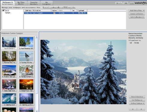 Webshots Desktop截图1