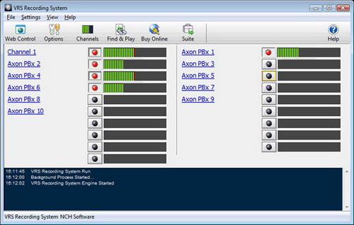VRS Recording System截图1