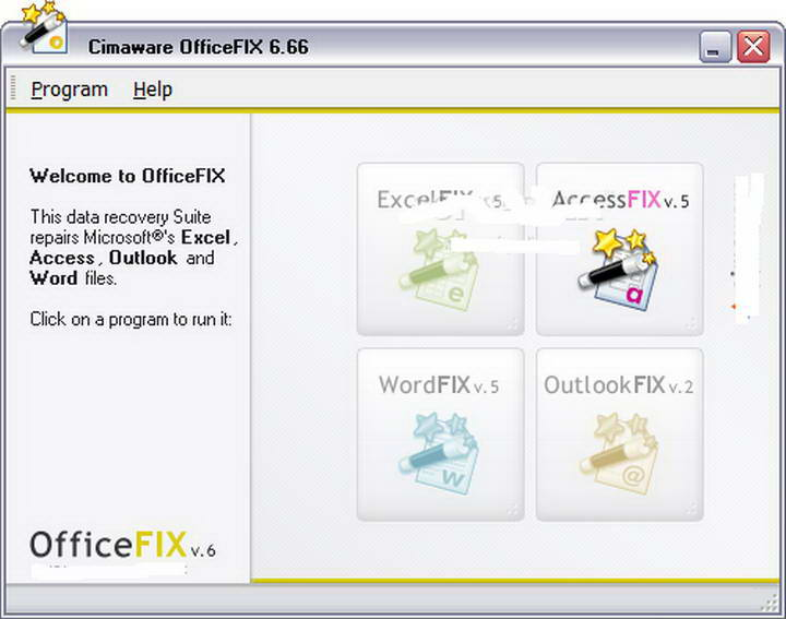 OfficeFIX截图1