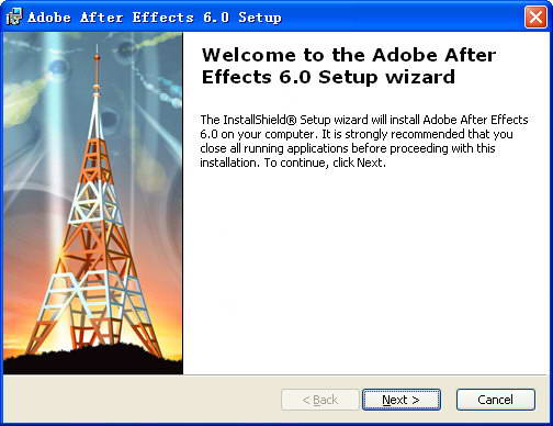 Adobe After Effects截图1