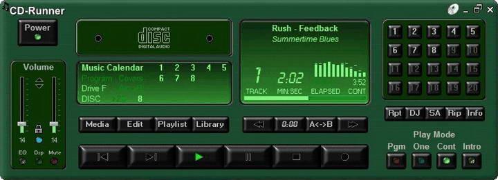 CD-Runner截图1
