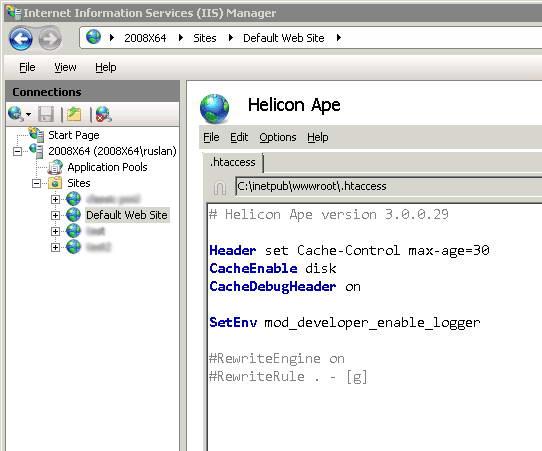 Helicon Ape截图1