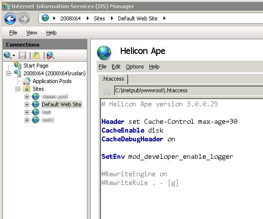 Helicon Ape Free截图1