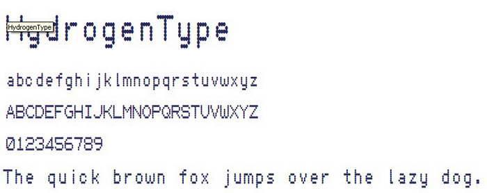 HydrogenType截图1