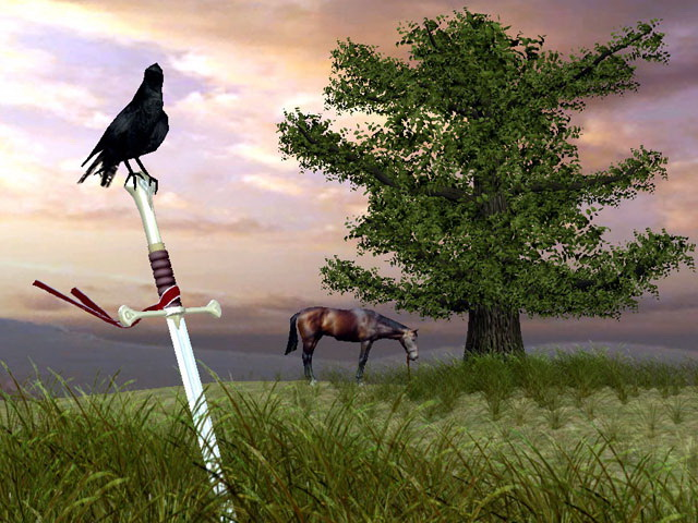 Sword of Honor 3D Screensaver截图1