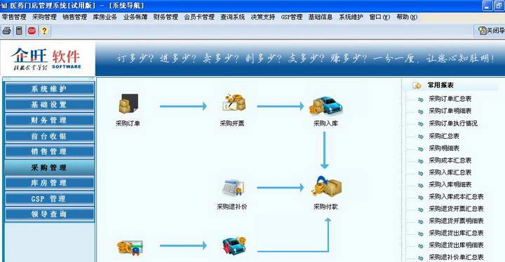 企旺食品专版软件截图1