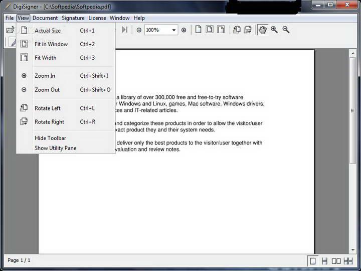 DigiSigner For Mac截图1