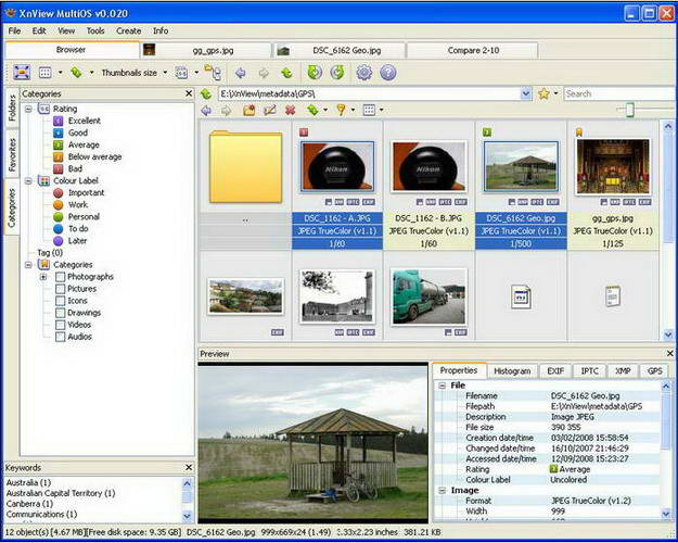 XnViewMP for Linux截图1