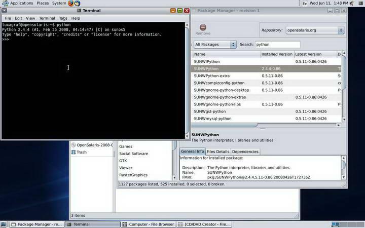 Python x64