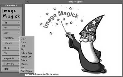 ImageMagick For Linux截图1