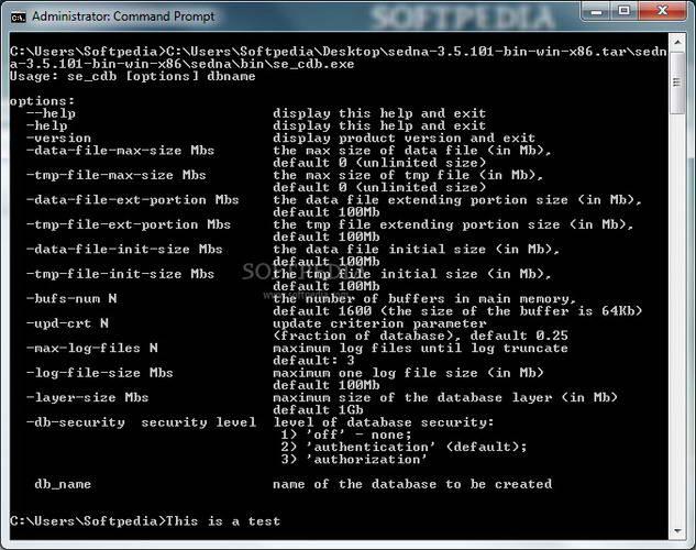 Sedna For Linux截图1