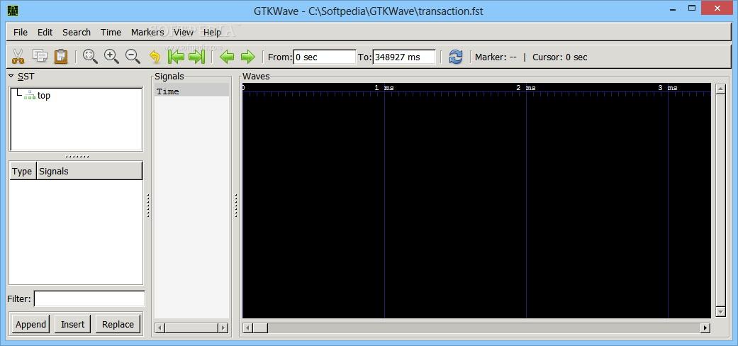 GTKWave For Linux截图1