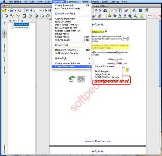 PDF Studio For Mac截图1