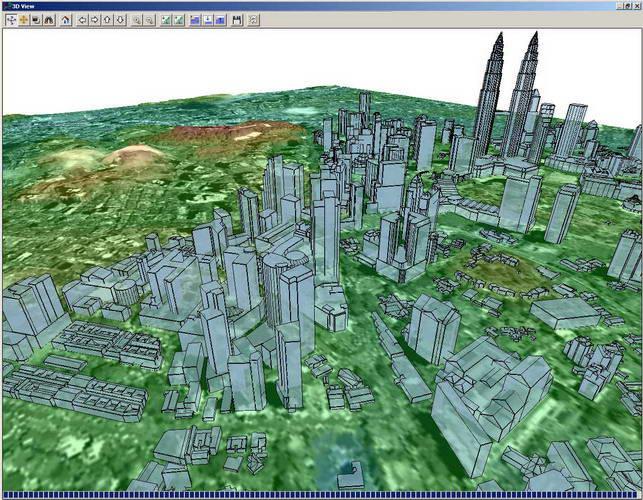 Global Mapper截图1