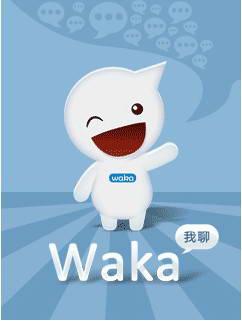 我聊(waka) For Java截图1