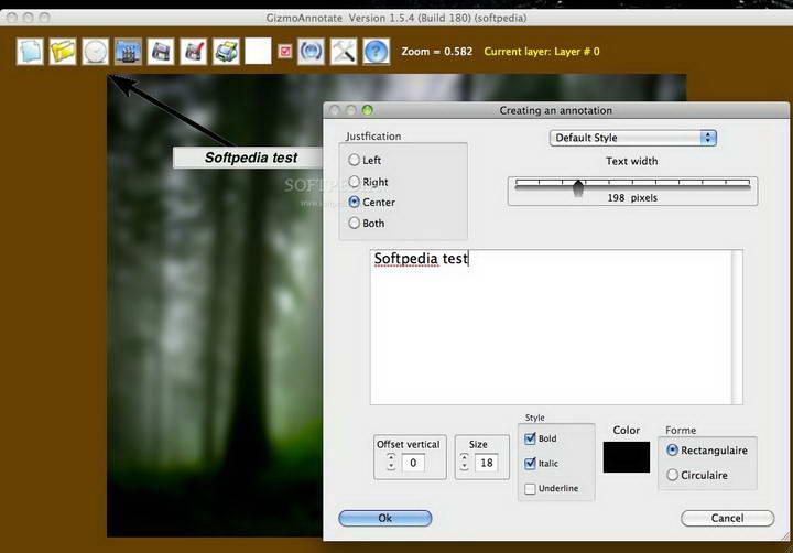 GizmoAnnotate For  Mac OS截图1