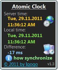 Atomic Clock截图1