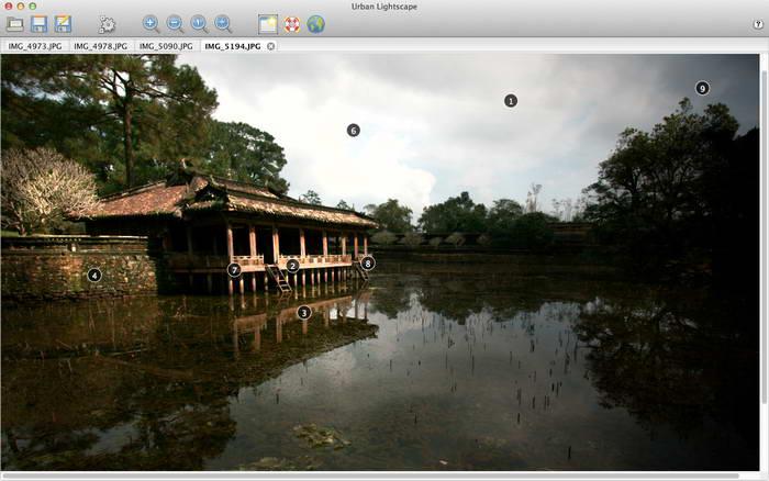 Urban Lightscape For Linux截图1