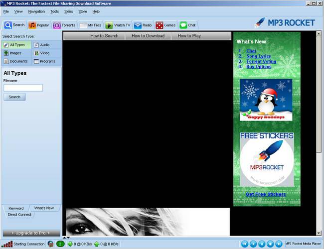 MP3 Rocket截图1