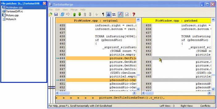TortoiseSVN(64Bit)截图1