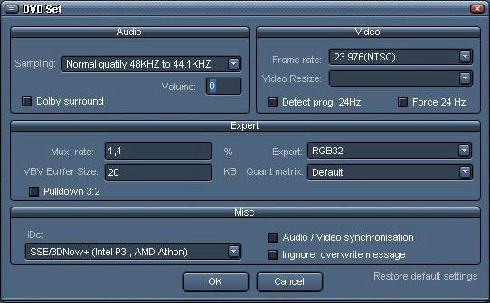 Pegasus Apps PSP Video Converter截图1
