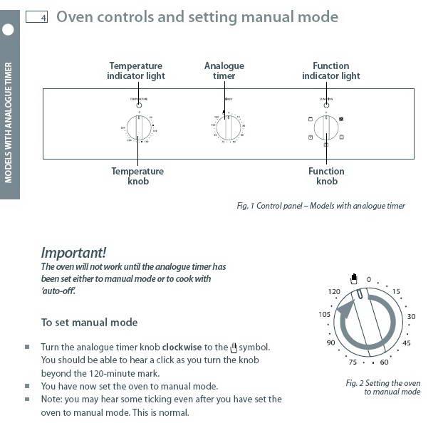 斐雪派克OB60SCEW4嵌入式烤箱说明书