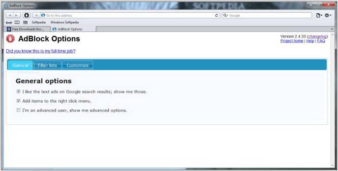 AdBlock for Safari截图1