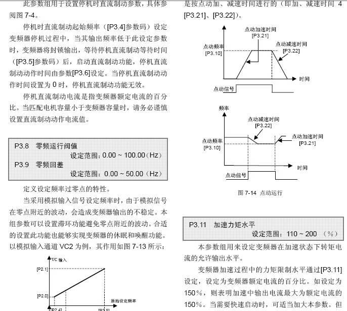 大恒DP-37K高性能通用型变频器使用手册截图1