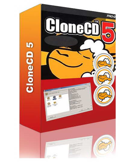 CloneCD截图1