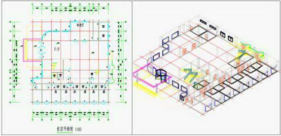 浩辰CAD建筑截图2