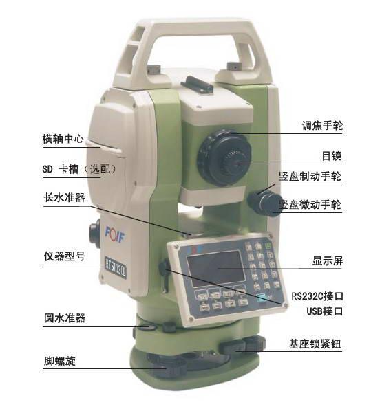 苏州一光RTS112L全站仪使用说明书