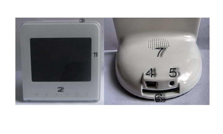 方正数码相框V301型使用说明书