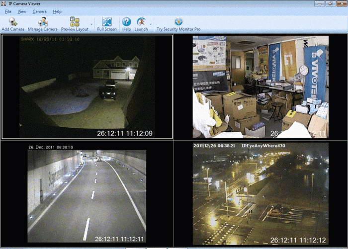 IP Camera Viewer截图1
