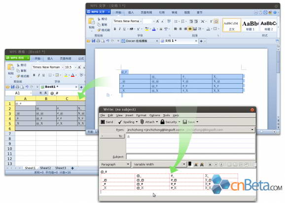 WPS Office For Linux DEB截图1