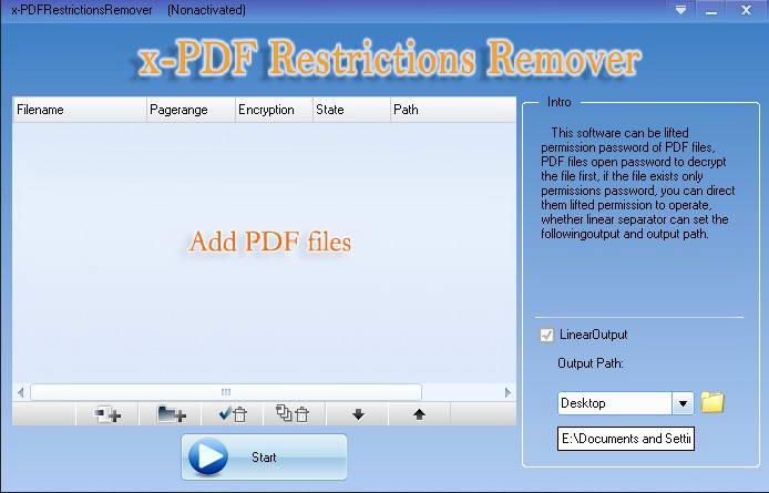 PDF解密截图2