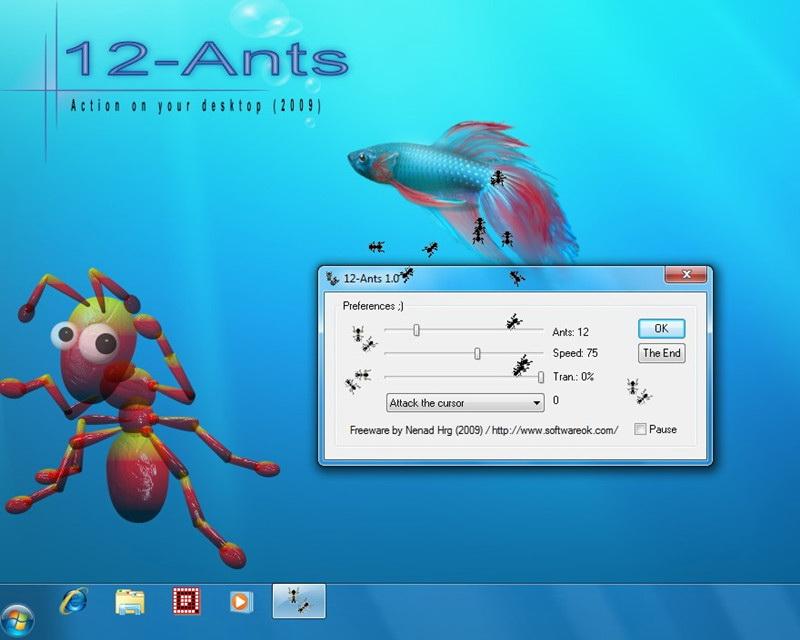 12-Ants x64截图1
