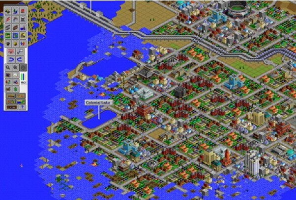 SimCity 2000 Special Edition For Mac截图1