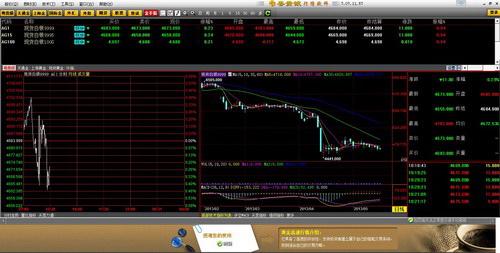 粤贵银行情分析软件截图2