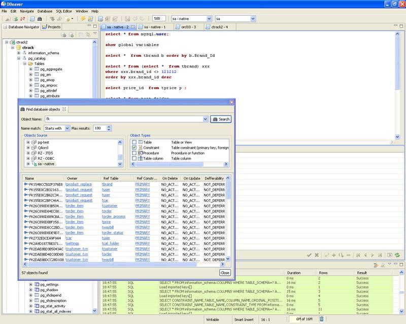 DBeaver For Linux截图1