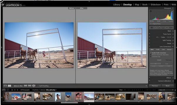 Adobe Photoshop Lightroom For Mac截图1