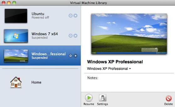 VMware Fusion For Mac截图1