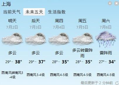 标准天气截图2