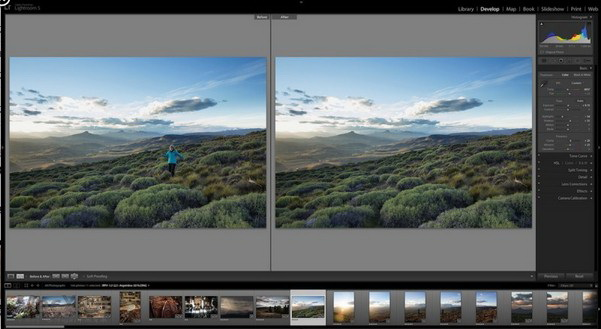 Adobe Photoshop Lightroom For Mac截图2