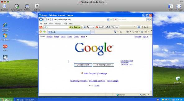 VMware Fusion For Mac截图2