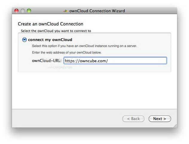 ownCloud For Mac截图1