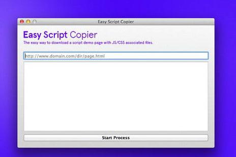 Easy Script Copier For Mac